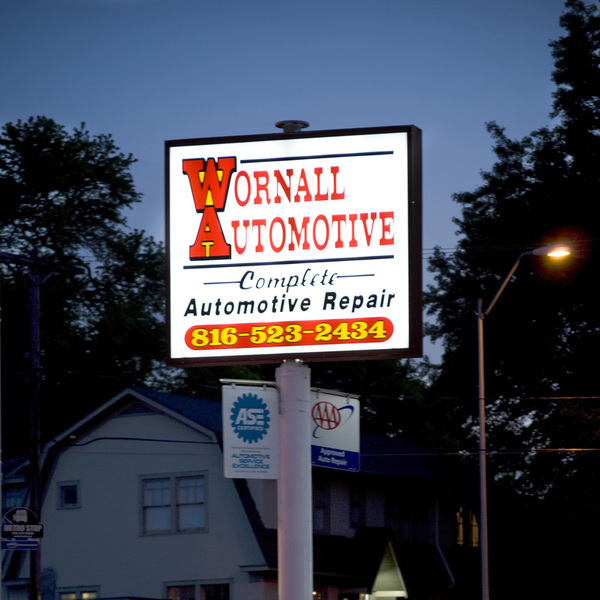 Ase Blue Seal Shop Wornall Automotive