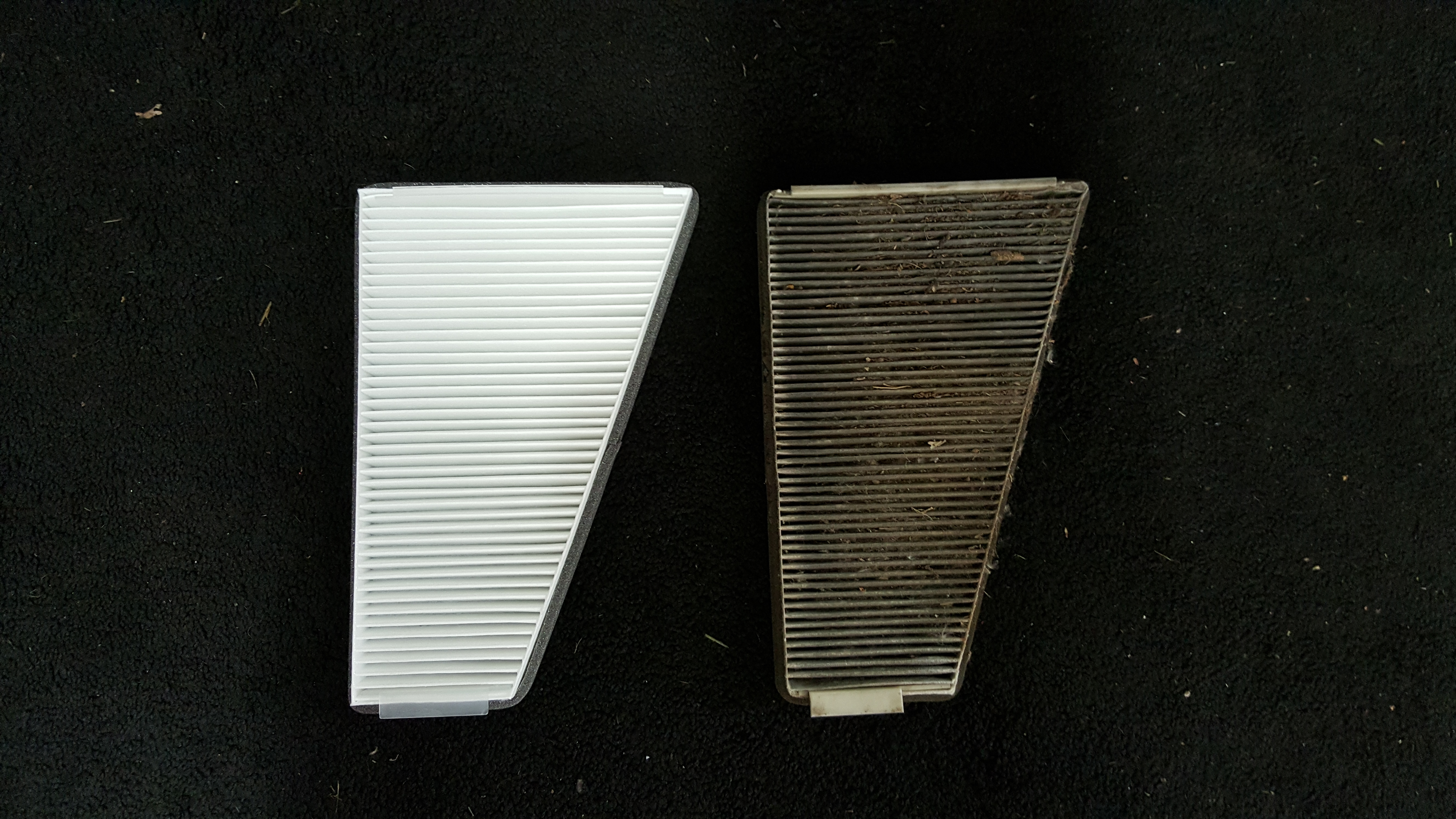 Does Your Cabin Air Filter Need To Be Changed?